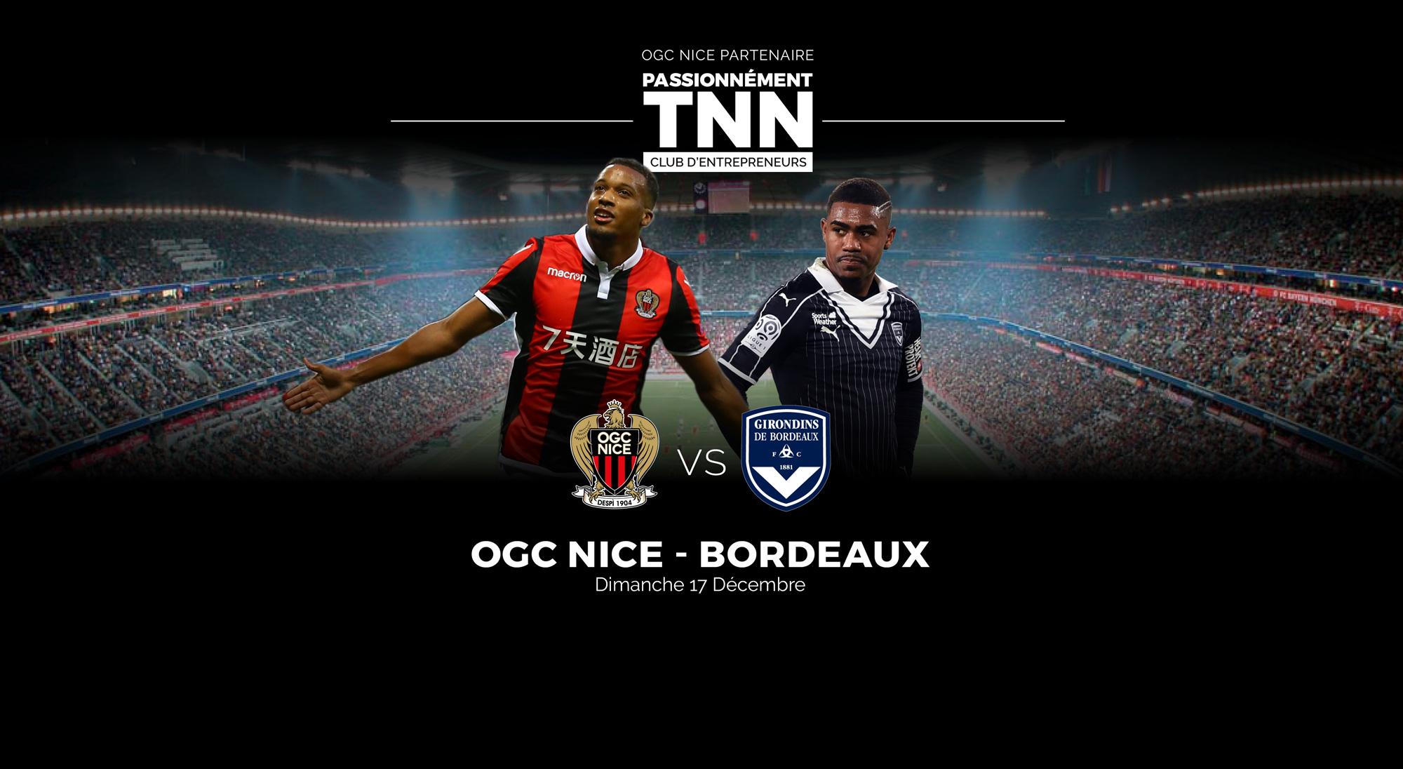 OGC NICE – Bordeaux