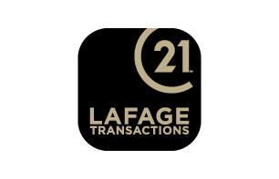 Logo Century 21 Lafage Transactions