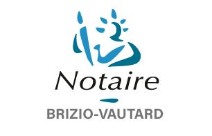 Logo Notaire Brizio Vautard