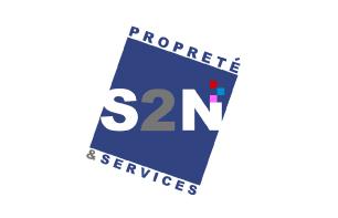 Logo de l'entreprise de nettoyage S2N à Nice