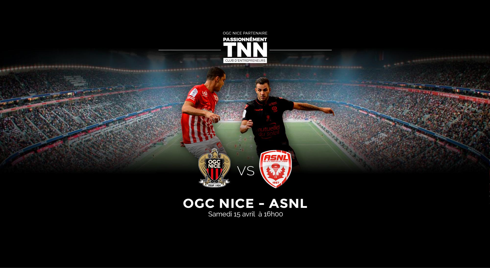 OGC NICE – Nancy