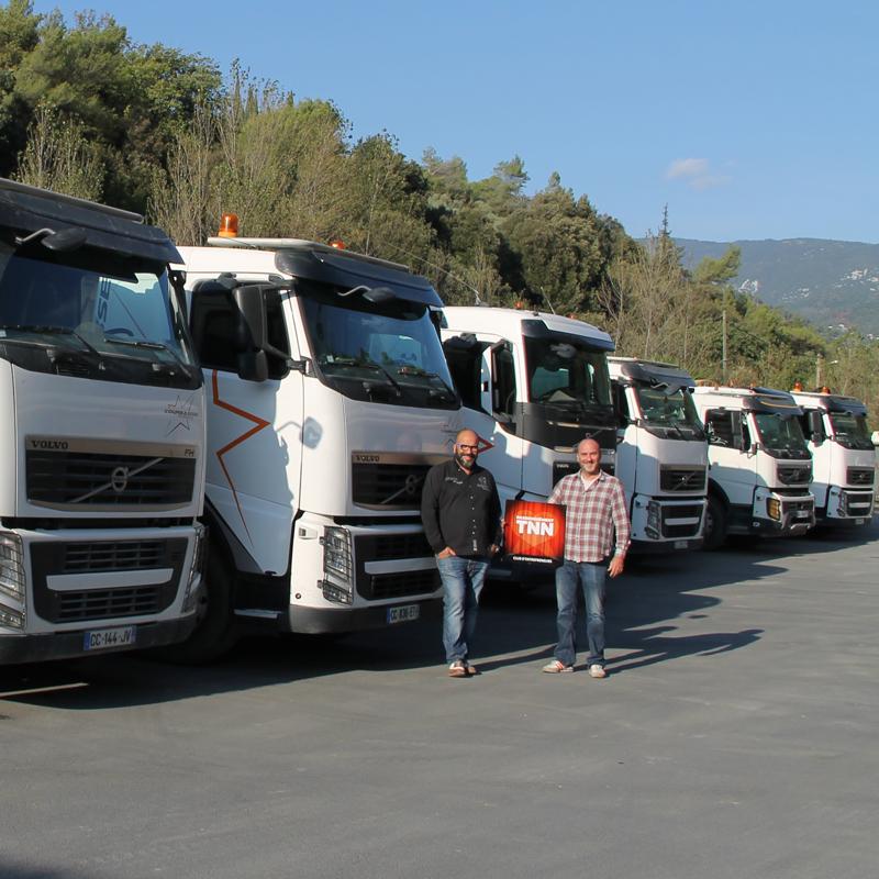 Courbaisse transport partenaire passionnément TNN