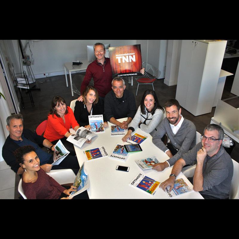 Groupe Optimiste Magazine