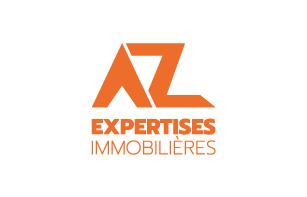 LOGO AZ-Expertise Immobilières
