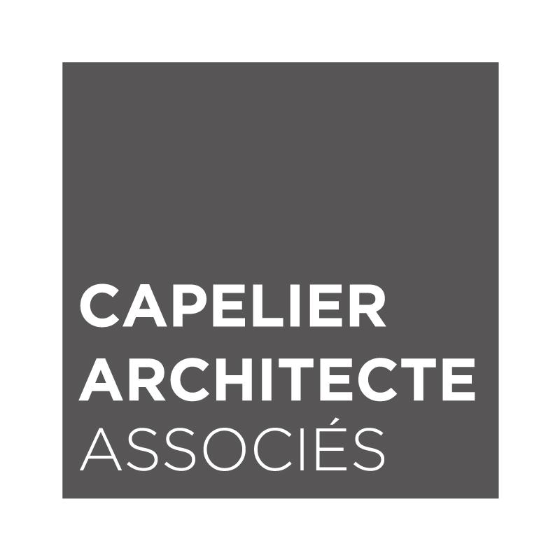 Logo Partenaire Passionnément TNN Capelier Architecte Associés