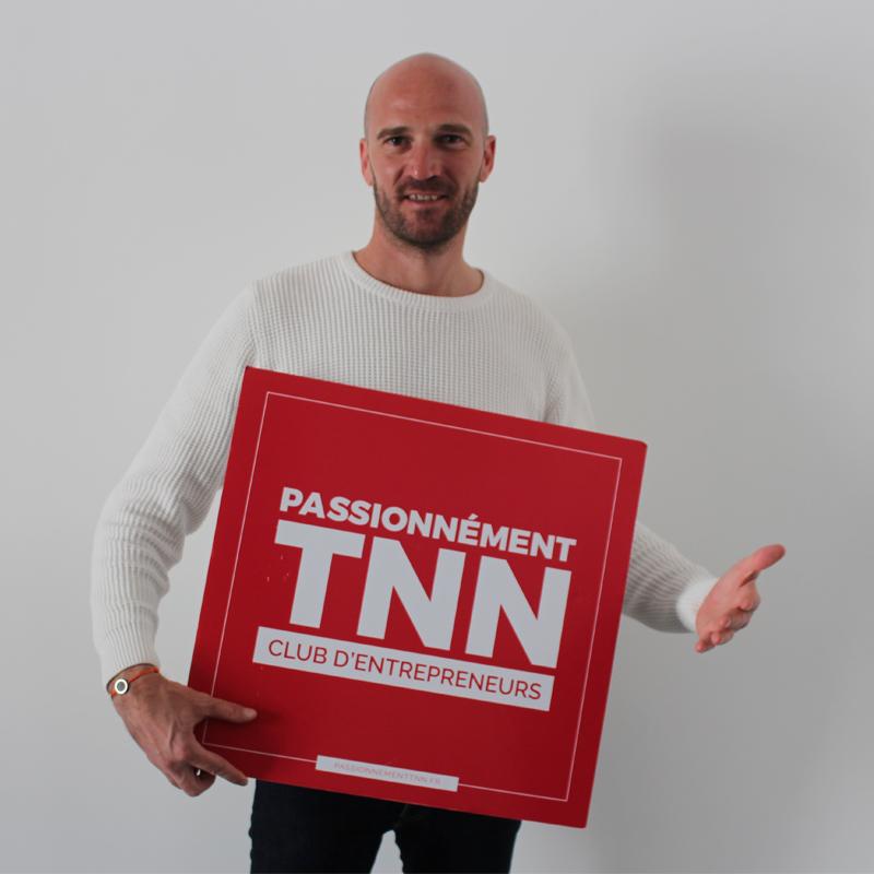 Raphael Gardrat de Leader d'Azur, partenaire de Passionnément TNN.