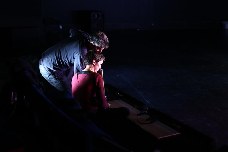 Lumière et scénographie