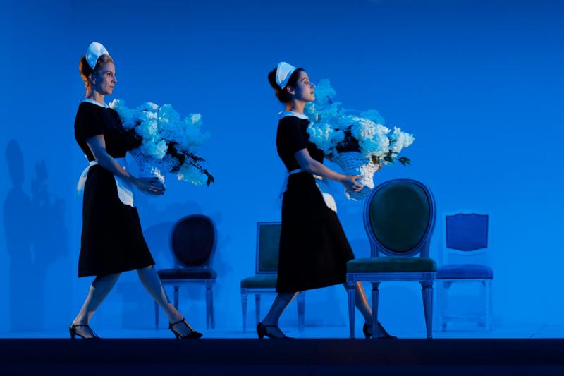 Extrait de la pièce de théâtre Hotel Feydeau joué à Nice TNN