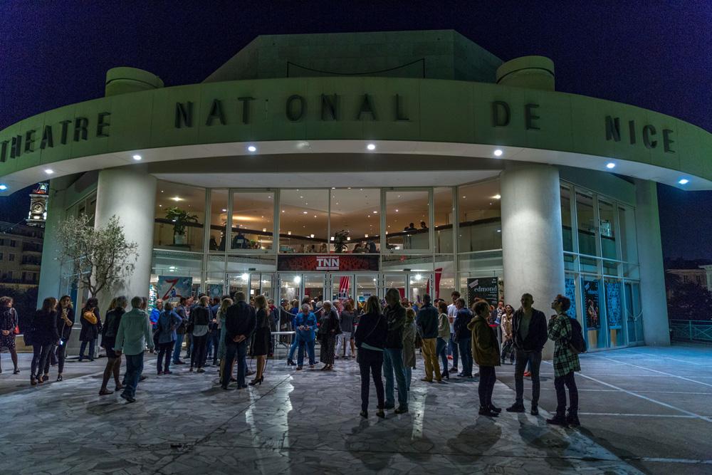Photographie de la soirée Passionnément TNN du 18 Octobre