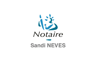 logo Office notarial Me Sandi NEVES