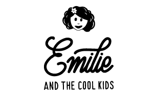 Logo Emilie and the cool Kids