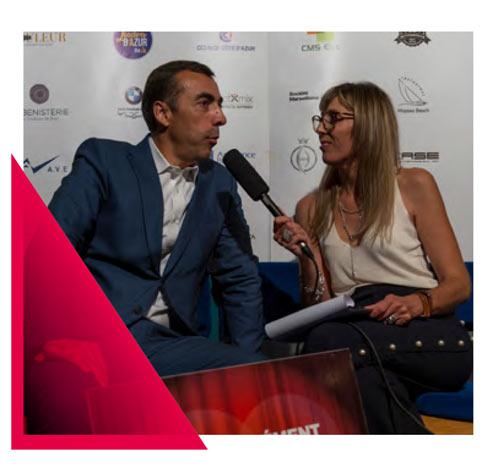 Nathalie MONDOU interview un partenaire Passionnément TNN