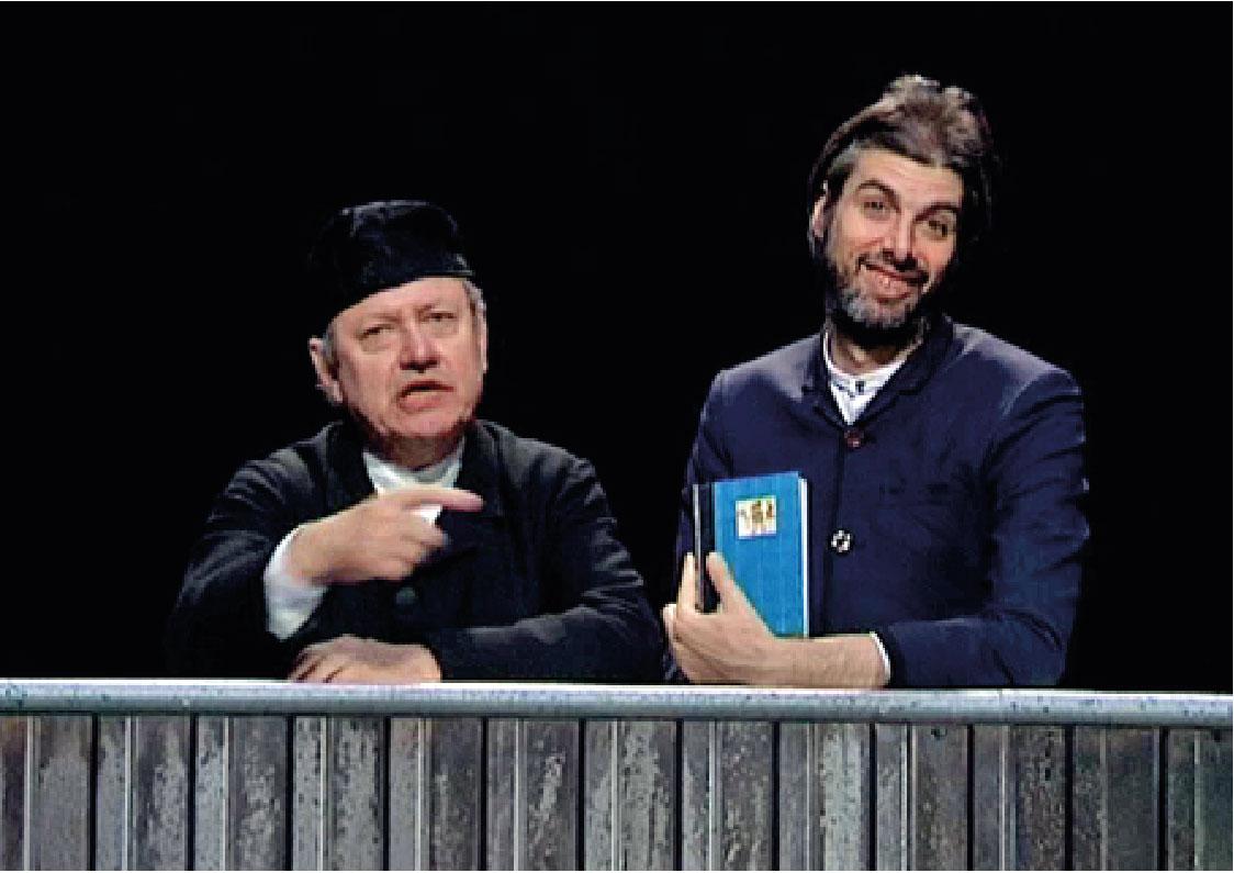 Pièce de théâtre BOUVARD ET PÉRUCHET