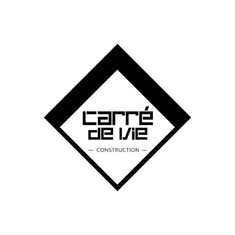 Logo Carré de vie Construction