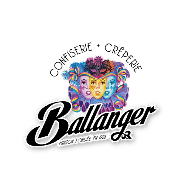 Logo du partenaire Passionnément TNN Ballanger Confiserie
