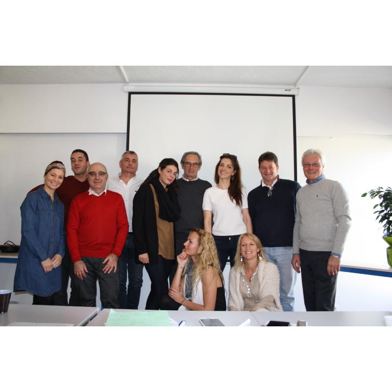 Photo de l'équipe MONNERET Formation - Conseil