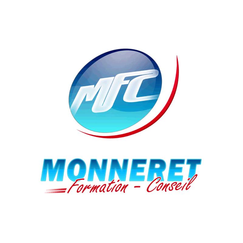 Logo MONNERET Formation - Conseil