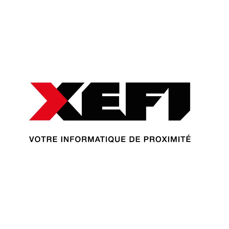 Logo XEFI Votre informatique de proximité