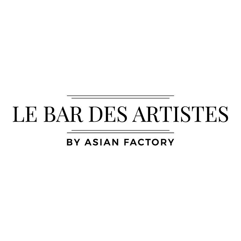 Le bar des Artistes by Asian Factory
