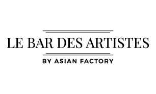 Le bar des Artistes by Asian Factory