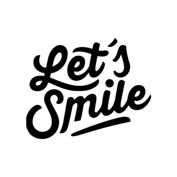 Logo Let's smile